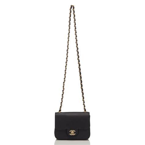 2 Die 4 Chanel Classic Flap Bag by Chanel Black Caviar Square Mini Classic Flap Bag World S