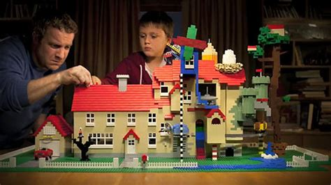 Kevin O'Hara   Awesome New LEGO Build Together Commercial