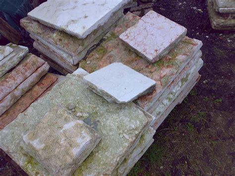 materiali pavimenti mattonella in marmo recupero materiali
