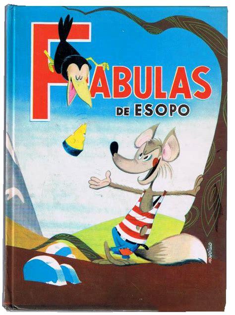 libro fabulas de esopo quot f 225 bulas de esopo y de samaniego quot dibujado por mordillo