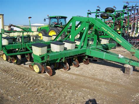 7000 Deere Planter by Deere 7000 Planting Seeding Planters Deere Machinefinder