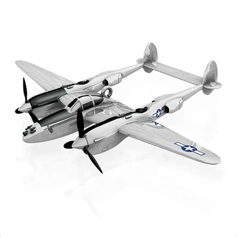 libro lockheed p 38 lightning early 2015 lockheed p 38 lightning airplane hallmark ornament at ornament mall