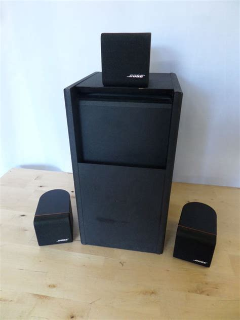 bose acoustimass 4 home theater speaker system catawiki