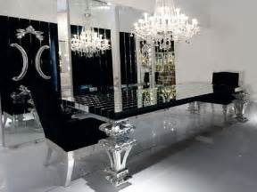 mirrored dining room set black mirrored dining room table dining room tables guides
