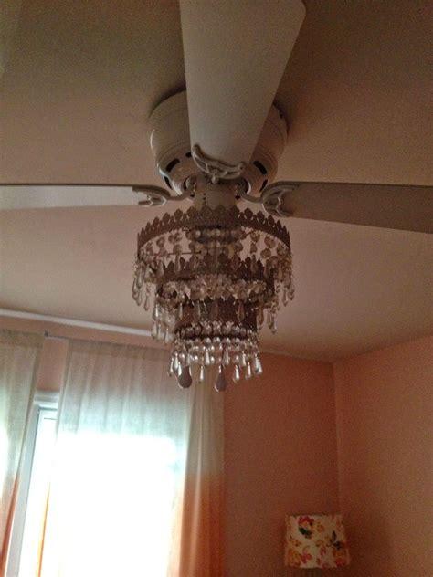 ikea hack ceiling fan chandelier ceiling fan makeover