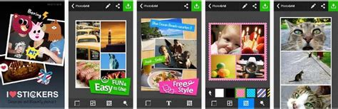 best collage app android the best free photo collage app for android