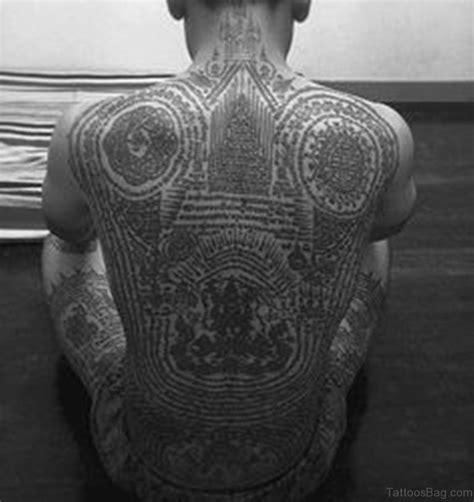 buddhist monk tattoos designs 22 best buddhist monk on back