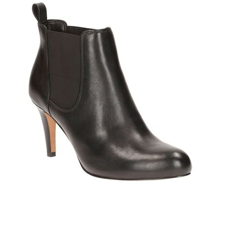 clarks carlita quinn womens dress boots from