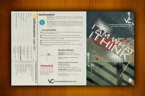 layout for bulletin church bulletin graphic design ideas pinterest