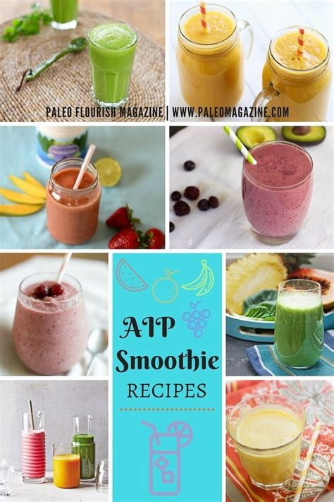Detox Smoothie Recipes For Autoimmune Disease by 516 Best Healthy Beverage Recipes Images On