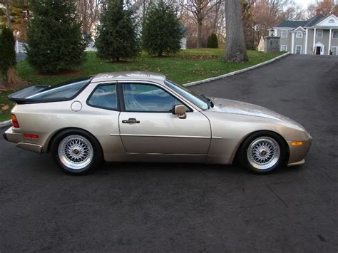 porsche 944 silver gold porsche 944 turbo on silver 16 bbs rs bbs rs zone