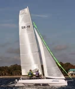 trimaran under sail searail 19 trimaran 2015 news small trimarans