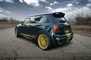 Mini Cooper Aftermarket Official Mini Cooper Jcw F300 By Manhart Performance