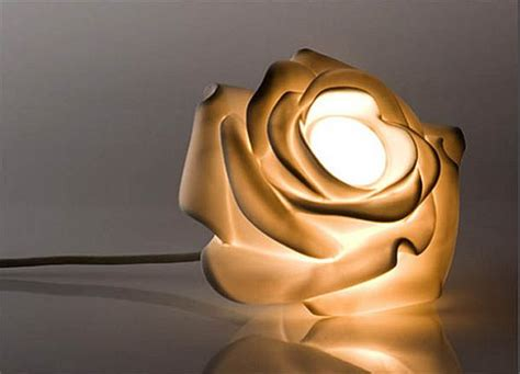 Eight flower shaped lamps to give a natural look to your decor Hometone Home Automation and