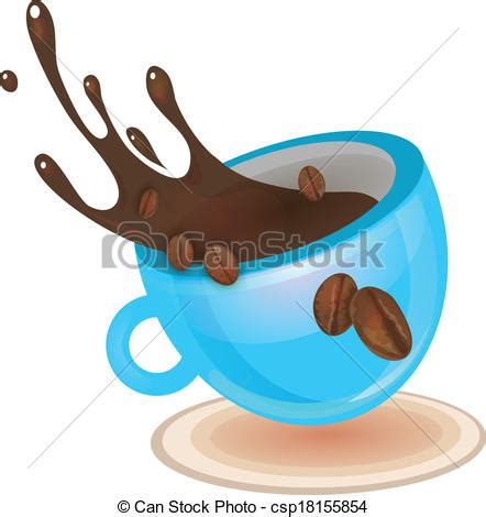 Coffee Spill Clipart (40 )