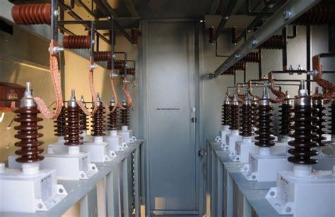 mv capacitor bank abb 6 6kv ht capacitor panel