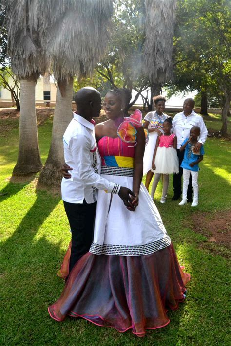 A TRADITIONAL WEDDING, AND SOUTH AFRICAN CULTURAL FASHION