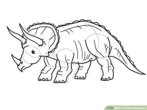 Drawing Dinosaurs by Dinosaur Sketch Www Pixshark Images Galleries With