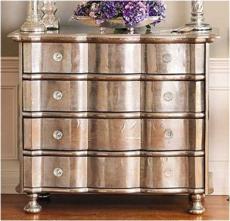 25 best ideas about metallic furniture on metallic dresser silver dresser and