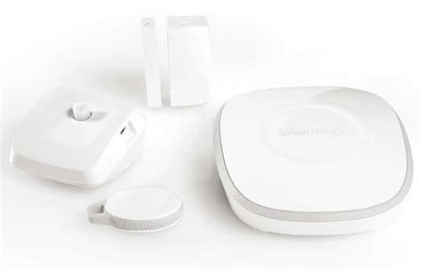 smartthings home automation aging in place technology