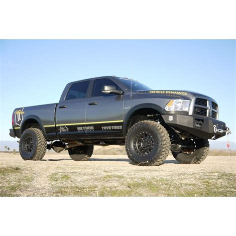 icon 4 5 quot lift kit stage 3 for 2003 2008 dodge ram 2500