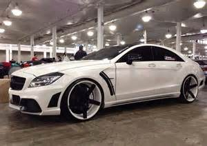 White Rims For Mercedes Luxury Mercedes S Class Luxury Things