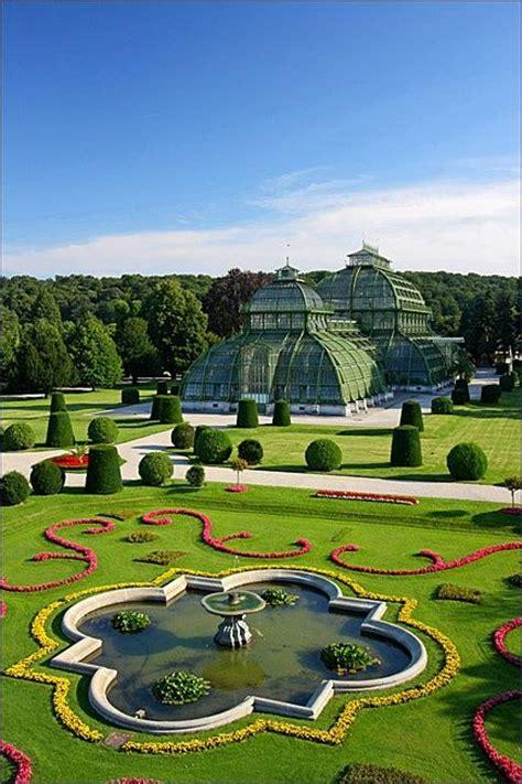 Vienna Botanical Garden Vienna Austria Vienna And Botanical Gardens On
