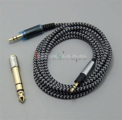 Asli Impor Sennheiser Momentum In Ear G 1 5n ofc soft audio headphone cable for sennheiser momentum on ear headset ebay