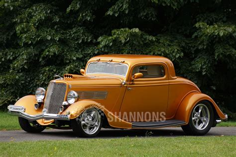 Ford Rod by Sold Ford 3 Window Rod Coupe Rhd Auctions Lot
