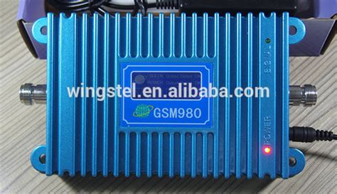 Repeater Gsm Single Freq 980 900mhz panel antenna 900mhz gsm980 mobile repeater with 900mhz