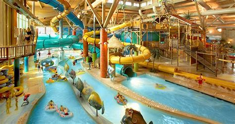 Indoor Water Parks in the U.S. Travel Deals, Travel Tips, Travel Advice, Vacation Ideas