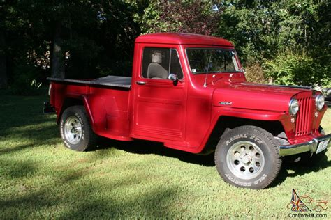willys jeep pickup for sale 1948 willys jeep pickup