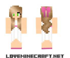 Minecrart minecraft skins summer dress skin for minecraft