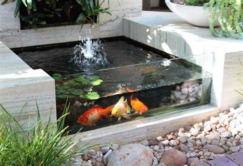 Tempat Pemanggang Ikan 15 ide desain kolam ikan minimalis yang kamu pasti suka