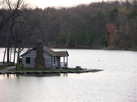 Lincoln State Park Cabins by Lincoln State Park