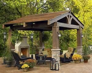 Garden design ideas wooden pergolas and gazebos improving backyard
