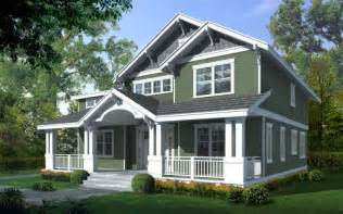 dream house plans craftsman bungalow style open family room with coffered ceiling