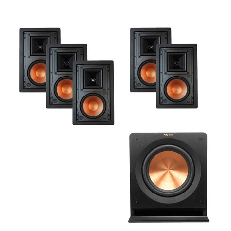 klipsch r 3650 w ii home theater package audiogurus store