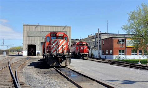 A 8578 Cp St canadian railway observations canadian pacific