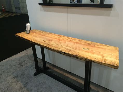 Live Edge Furniture by Beautifully Blemished The Appeal Of Live Edge Furnishings