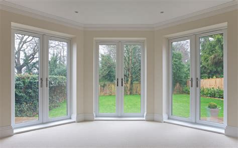 Patio Doors Oxford Mcleans Windows Patio Door With Window