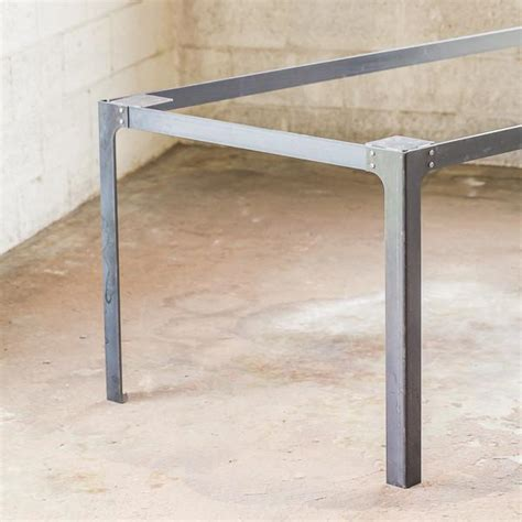 industrial table legs industrial dining table legs bold mfg supply