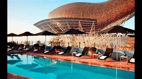 hotel arts barcelona ritz carlton youtube