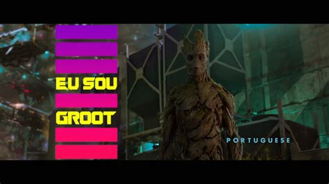 I Am Groot Guardians Of The Galaxy groot say i am groot in 15 different languages