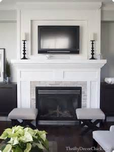 fireplace makeover ideas for the house