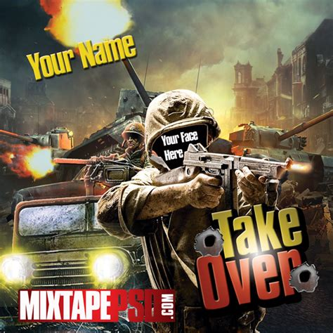 mixtape design templates free mixtape template take psd mixtapepsd