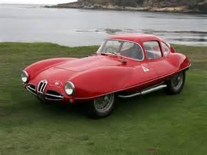 alfa romeo disco volante 1952 mad 4 wheels