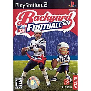 backyard football 08 backyard football 08 sony playstation 2 game