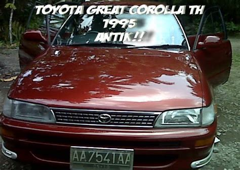 Karpet Mobil Great Corolla pasang iklan mobil bekas great corolla antik mobil bekas
