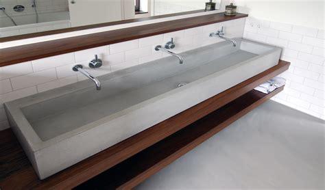 waschbecken aus beton waschbecken aus beton material raum form in hamburg